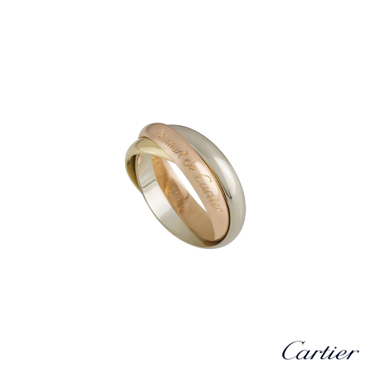 Cartier Trinity Le Must de Cartier Ring 47898348